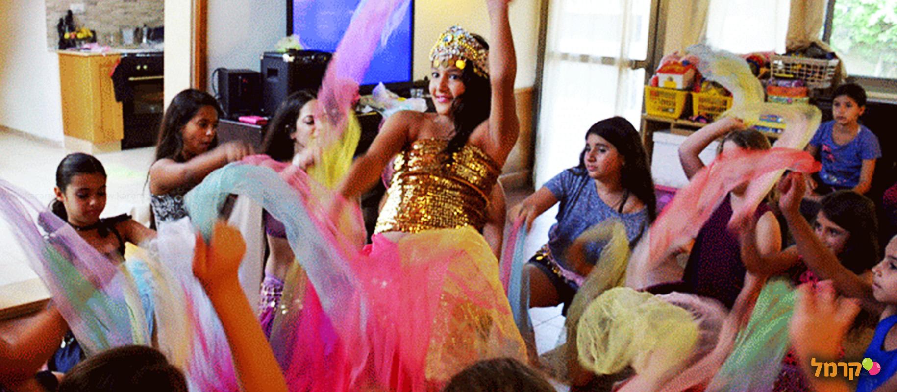 סטפניה נסיכת הקצב - 073-7581919