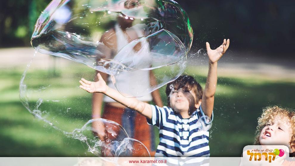 יומולדת קרקס בועות סבון - 073-7828073