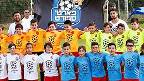 פארטי- ספורט כדורגל